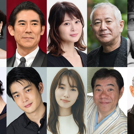 黒島結菜ヒロイン朝ドラ「ちむどんどん」新たな出演者10名発表 番組ロゴも決定