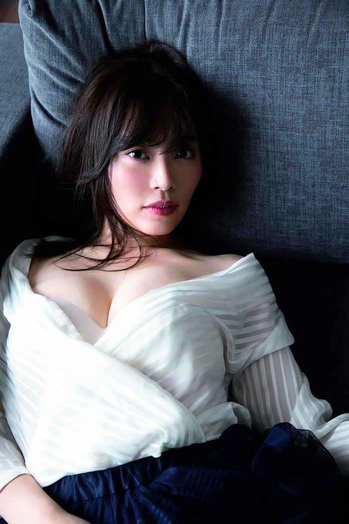 松本圭世(C)光文社/週刊FLASH  写真:西條彰仁