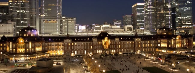 平成最後のカウントダウン会場となる、 東京駅丸の内駅舎の中のホテル/画像提供:JR東日本ホテルズ