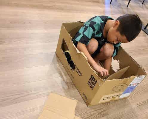 小原正子、長男を泣かせてしまい反省「またやってしまった」