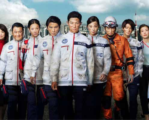 「TOKYO MER」最終回視聴率は番組最高19.5%を記録