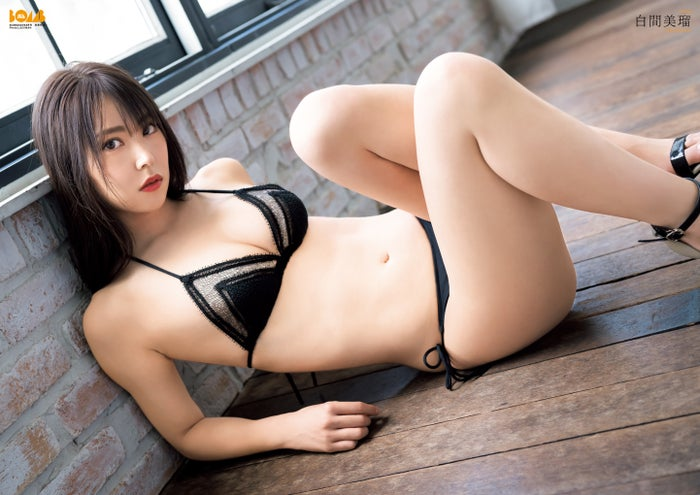 白間美瑠(提供画像)