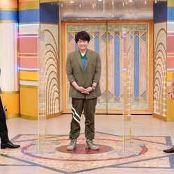 福澤朗、香取慎吾、今田耕司(C)テレビ東京