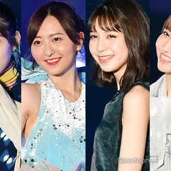 """モデルプレス - HKT48、""""ホーム""""福岡で8人堂々ランウェイ IZ*ONEとも共演<TGC北九州2019>"""
