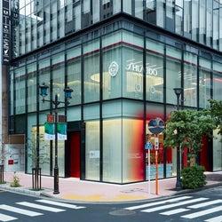 SHISEIDO初の旗艦店が東京・銀座にグランドオープン