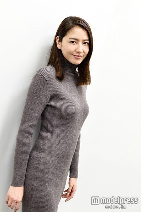 モデルプレスのインタビューに応じた長澤まさみ【モデルプレス】