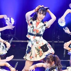 AKB48チーム8、オリジナル曲のみで4年目ステージ 下尾みうセンターも「TIF2019」<セットリスト>