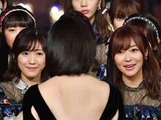 天海祐希、美背中がSEXY!ドレス&メイクチェンジにも注目集まる<レコ大>