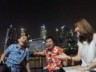 世界の富と人材が集結するシンガポール、発展の理由は?