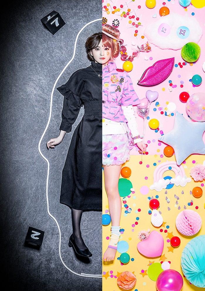井上小百合/舞台「SLANG」ビジュアル(提供写真)