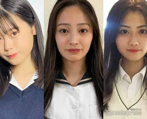 【中間速報】「女子高生ミスコン2021」北海道・東北エリア、暫定上位5人を発表<日本一かわいい女子高生>