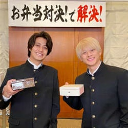 "「ZIP!」King&Princeのコーナーは、平野紫耀VS髙橋海人の第2弾!""キャラ弁""作り対決"