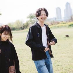川口葵、綱啓永「恋とオオカミには騙されない」第12話より(C)AbemaTV, Inc.
