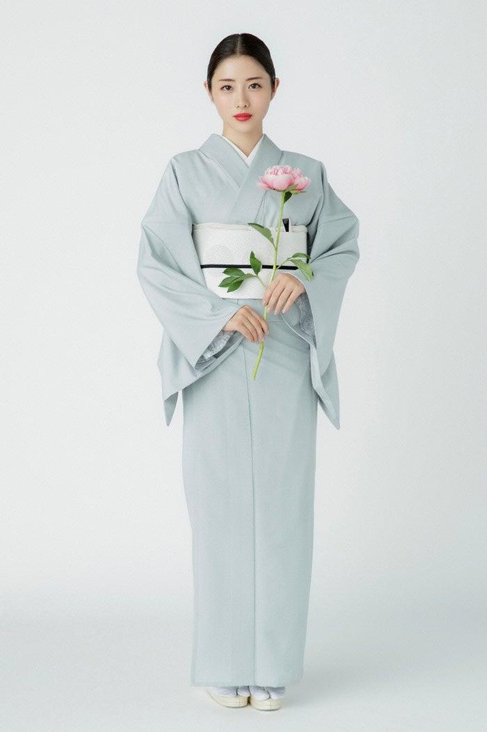和装姿が美しい石原さとみ(C)日本テレビ