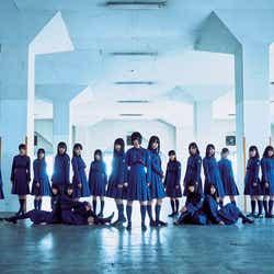 欅坂46(画像提供:ソニー・ミュージックレーベルズ)