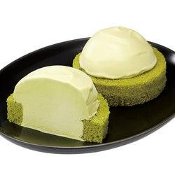ローソン、人気の「ロールケーキアイス」に抹茶味が初登場