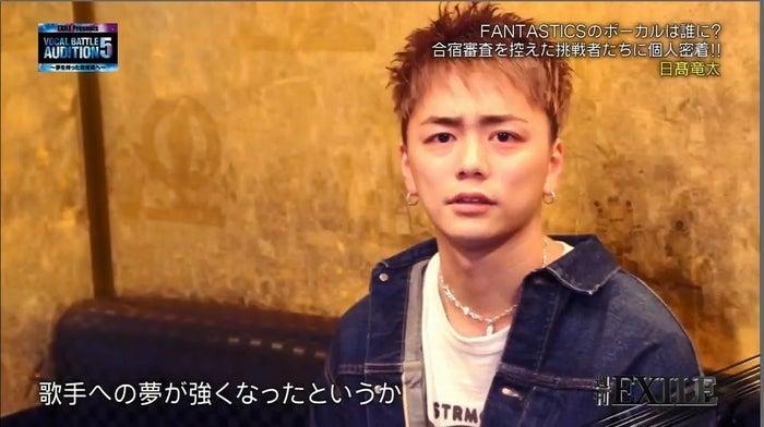 30日放送「週刊EXILE」より(C)TBS