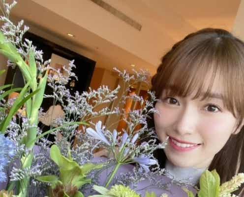 櫻坂46守屋麗奈「ラヴィット!」初出演「朝から天使が」反響の声続々
