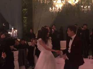 BIGBANG・SOL挙式、新婦とのダンス動画話題に T.O.Pらメンバーが集結