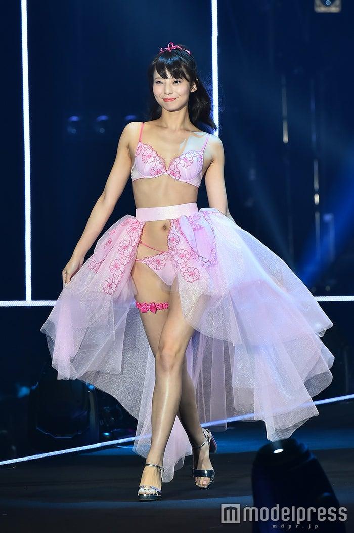 「Ravijour」ステージでの永田レイナ(C)モデルプレス