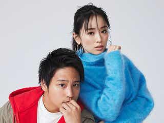 ジャニーズWEST桐山照史、泉里香から絶賛される ファッション共演が実現