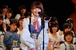 選抜総選挙で宮脇咲良は自己最高位の4位だった (C)モデルプレス