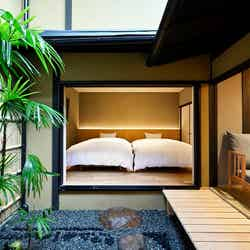 「京の温所 竹屋町」京町家に泊まる一棟貸しの宿、併設ベーカリーでの朝食も