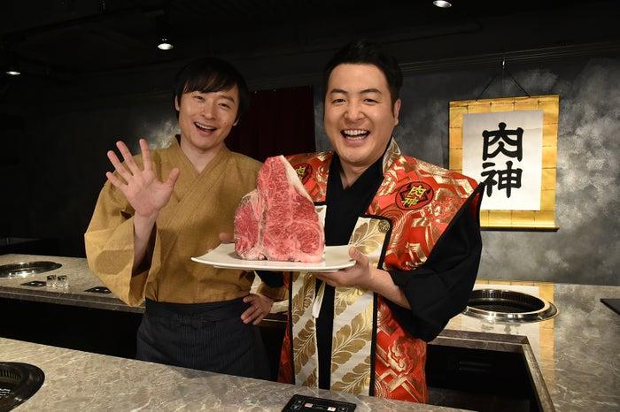 和牛かたまり肉