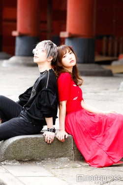「LARME」異例の男性ゲストにSuG武瑠 彼氏役でモデル7人の理想を体現