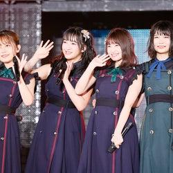 HKT48、活動制限中の朝長美桜・秋吉優花・岩花詩乃も登場 新メンバーオーディションも開催決定<セットリスト>