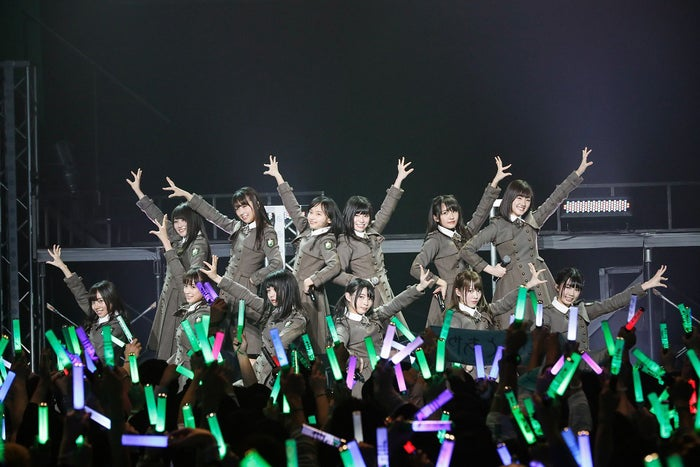 けやき坂: けやき坂46、ツアー決定!初ワンマンに5000人熱狂 欅坂46の