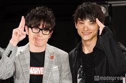 藤森慎吾、SKY-HI (C)モデルプレス