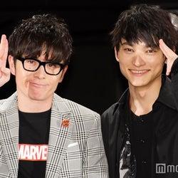 """SKY-HI、藤森慎吾と""""チャラ男ポーズ""""披露でファン歓声 ..."""