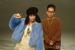 """加藤ミリヤ&清水翔太、久々""""ミリショー""""2ショットにファン歓喜「大好き」「安定の2人」"""