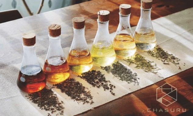 茶屋「CHASURU」/画像提供:蒼樹