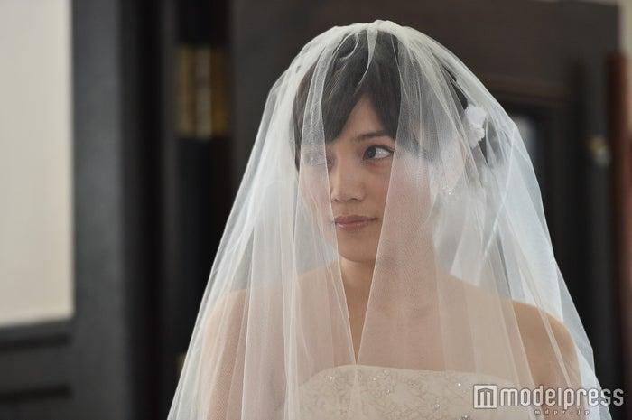 川口春奈「家族ノカタチ」第5話場面カット/画像提供:TBS