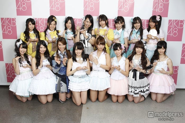 「AKB48 27thシングル 選抜総選挙 ~ファンが選ぶ64議席~」アンダーガールズ
