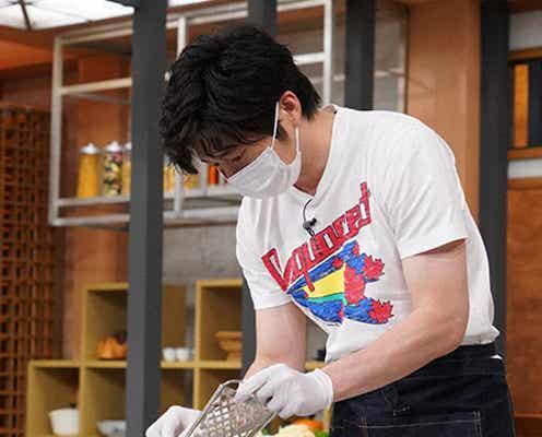 田中圭、櫻井翔の新料理企画にゲスト出演!