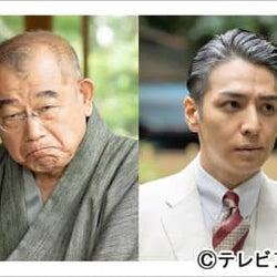 笑福亭鶴瓶×生田斗真がタッグを組んだ吉田茂と白洲次郎の熱き人間ドラマ再び!