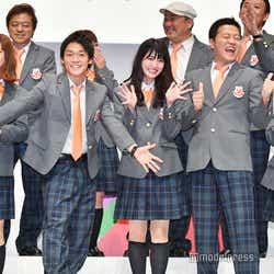 高野祐衣、おばたのお兄さん、小寺真理、エハラマサヒロ、三秋里歩(C)モデルプレス