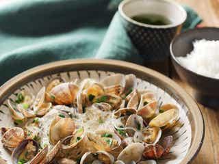 アサリで作るおいしい料理!副菜からメインまで10選
