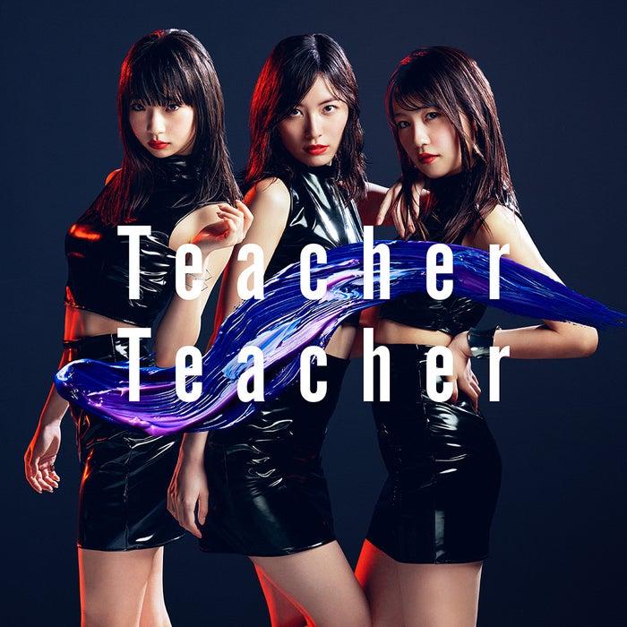 AKB48「Teacher Teacher」(5月30日リリース)通常盤B (C)You,Be Cool!/KING RECORDS
