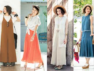 """夏ファッションの""""3大""""マストバイアイテムとは?後藤真希がリアルに着こなす"""