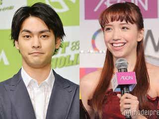 豊田エリー、夫・柳楽優弥との結婚生活を語る「2人とも可愛い」「仲いいなあ」と反響