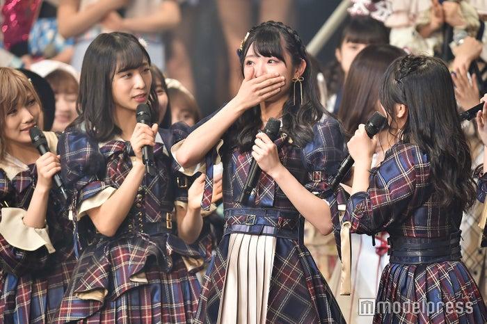 山内瑞葵「AKB48グループリクエストアワーセットリストベスト 50 2020」(C)モデルプレス
