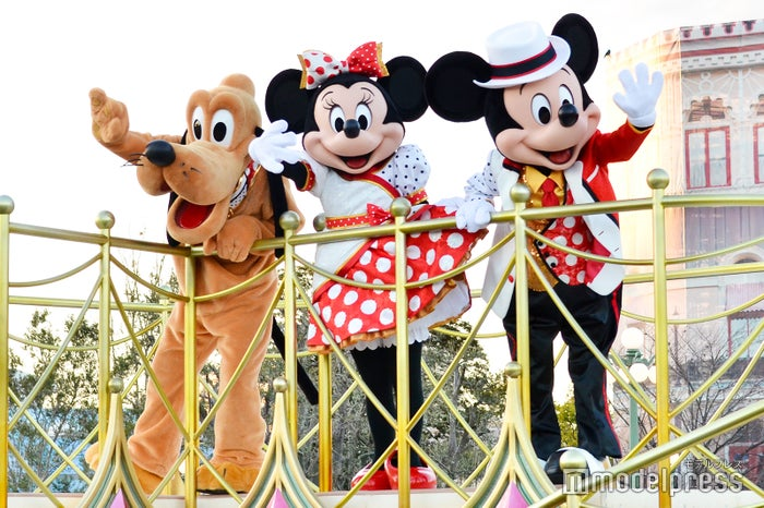 「ベリー・ミニー・リミックス」(C)モデルプレス(C)Disney