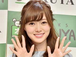 乃木坂46白石麻衣、グループ初の東京ガールズコレクション出演<モデルプレスにコメント到着>