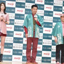 マギー、肥後克広、上島竜兵(C)モデルプレス