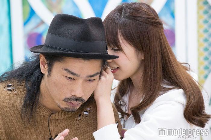 菅良太郎、清水あいり (C)モデルプレス