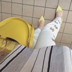 気分が上がる春色バッグ♥ きれいなカラーバッグでつくる華やぎコーディネート10選
